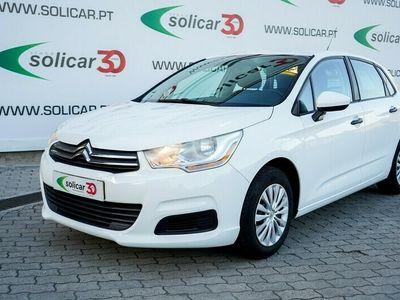 usado Citroën C4 Entreprise 1.6 HDi Attraction (Van)