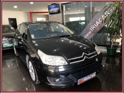 used Citroën C4 Coupe VTR Pack