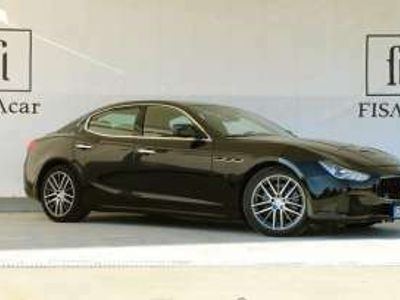 usado Maserati Ghibli Diesel