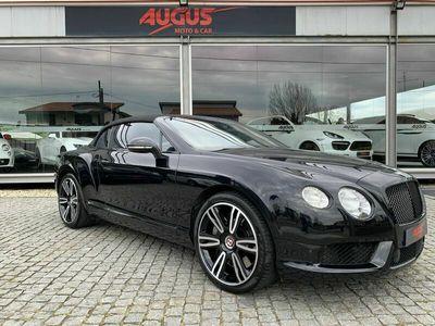 usado Bentley Continental GTC V8