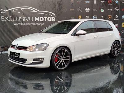 usado VW Golf VII 1.6 TDI BlueMotion Trendline