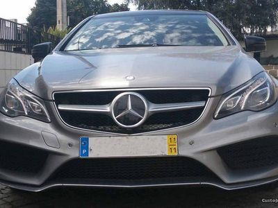 usado Mercedes E220 coupe
