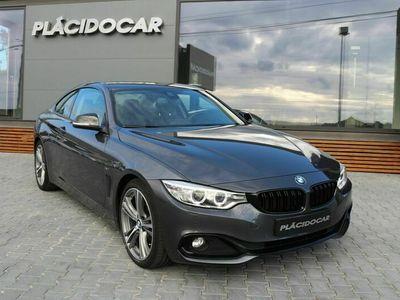 usado BMW 420 Série 4 d Line Sport Aut. (184cv) (2p)