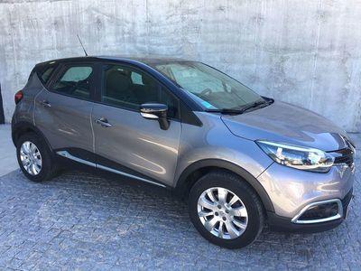 used Renault Captur exclusive
