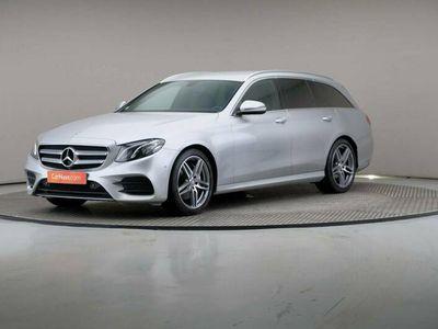 usado Mercedes E220 d AMG
