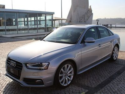 usado Audi A4 2.0 TDI DSG 190cv S-Line