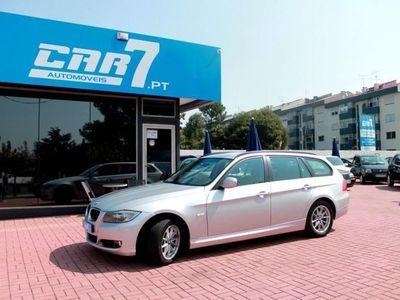 usado BMW 320 d Touring xDrive Navigation Auto