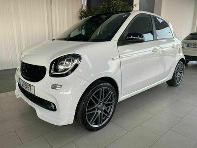 usado Smart ForFour Pack BRABUS Auto