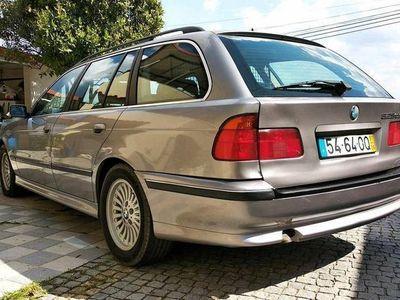 usado BMW 525 disel