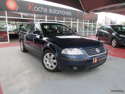 brugt VW Passat 1.9TDi 130cv
