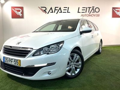 usado Peugeot 308 SW 1.6HDi Active