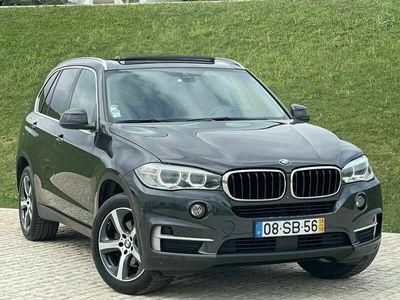 usado BMW X5 25dA X-DRIVE Sport Tecto 360º