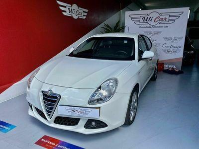 usado Alfa Romeo Giulietta 1.6M-JET Distinctive