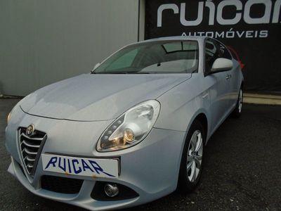 usado Alfa Romeo Giulietta 1.6 JTDM DISTINTIVE 120CV