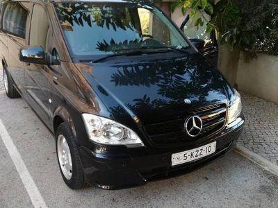 usado Mercedes Vito 116cdi 163cv