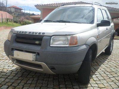 gebraucht Land Rover Freelander 2.0 td