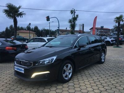 usado Peugeot 508 SW 1.6 BLUEHDI BUSINESS 120cv