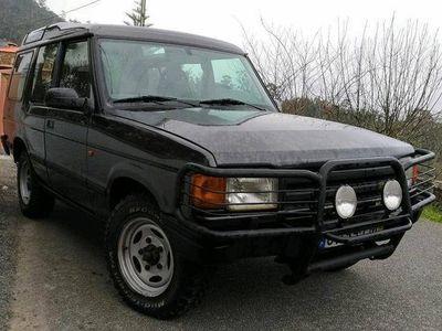usado Land Rover Discovery 300TDI Aceito retoma