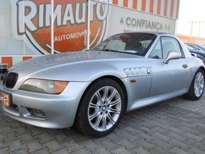 gebraucht BMW Z3 1.9 ROADSTER PACK M