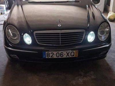 usado Mercedes E270 Avantgard