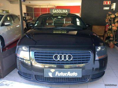 usado Audi TT Roadster turbo