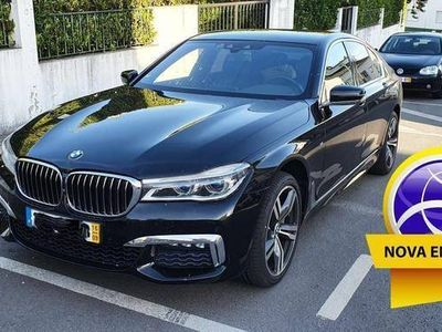 usado BMW 740 D Xdrive Pack M