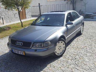 usado Audi A8 2.5TDI 4x4 V6