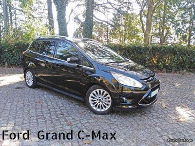 usado Ford Grand C-Max Titanium 7Lugares