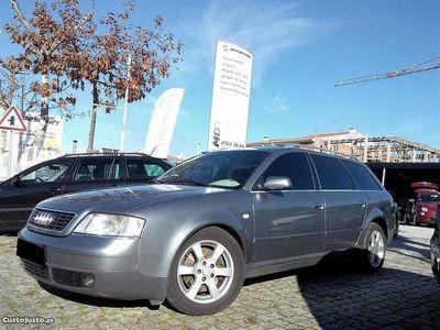 usado Audi A6 Avant 2.5 tdi -