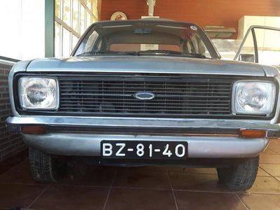 gebraucht Ford Escort MKII