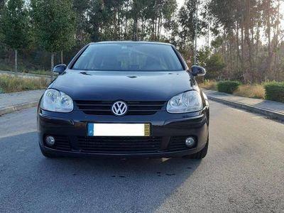 usado VW Golf V 1.9TDI 105cv