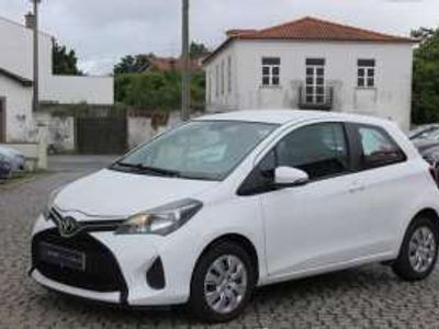 usado Toyota Yaris Gasóleo