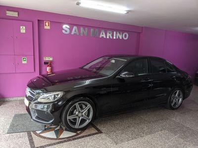 usado Mercedes C180 i AMG 156cv