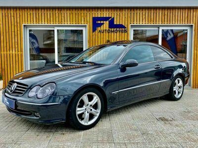 usado Mercedes CLK270 ---