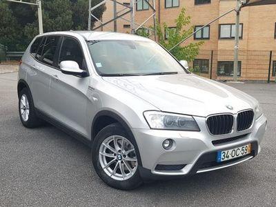 brugt BMW X3 xDrive 20dA Nacional