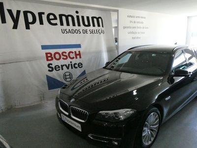 usado BMW 520 d Touring Line Luxury Auto (184cv) NACIONAL
