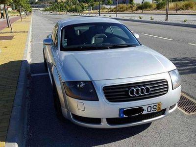 usado Audi TT 1.8T QUATTRO -