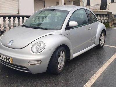usado VW Beetle New1.9 TDi NACIONAL
