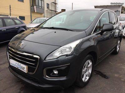 brugt Peugeot 3008 1.6HDI 120CV ALLURE