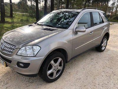usado Mercedes ML320 ML 320amg auto