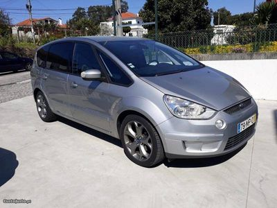 gebraucht Ford S-MAX 2.0 TDCI 7 Lugares