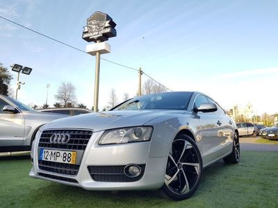 usado Audi A5 2.0 TDi Multitronic