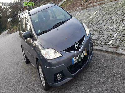 usado Mazda 5 EXCLUSIVE 2.0 CD 143cv ( Couro)