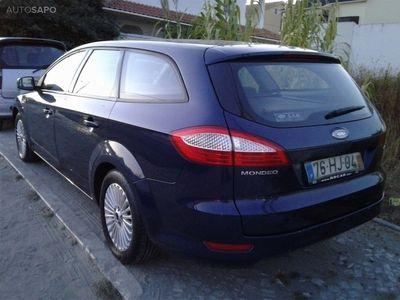 usado Ford Mondeo SW 1.8 TDCi 1st Edition (125cv) (5p)