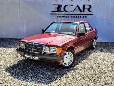 usado Mercedes 190 D 2.5 - vendido