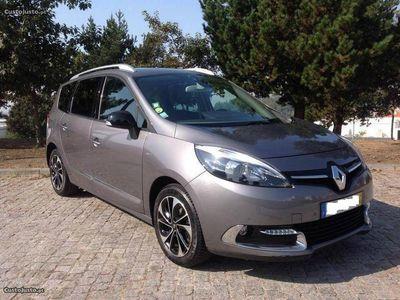 usado Renault Grand Scénic 1.5 DCi BOSE 7Lug