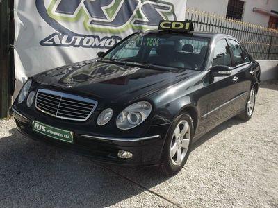 usado Mercedes E220 CDI AVANTGARDE 150CV !!! APENAS 243€ MÊS !!!
