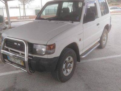 used Mitsubishi Pajero 2.5td