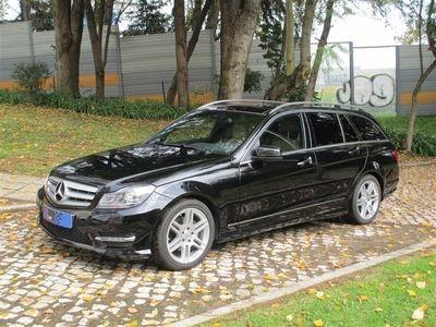 usado Mercedes C250 Classe CCDI Avantgard Automatic AMG