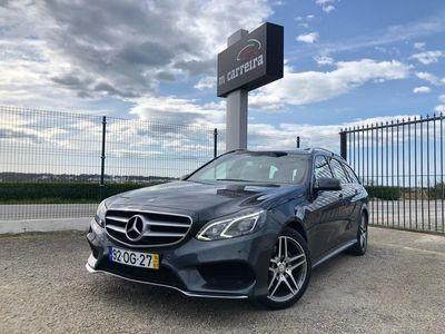 usado Mercedes E250 AMG Line Auto